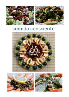 conscious food - cover - es