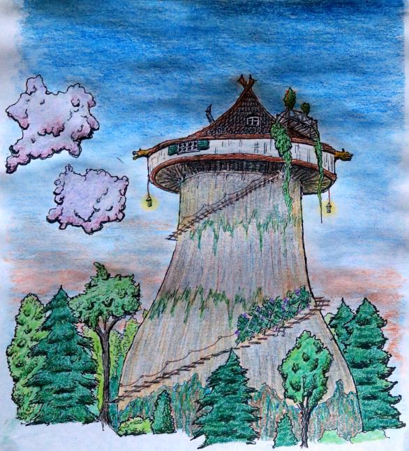 Mushroom Clouds artwork