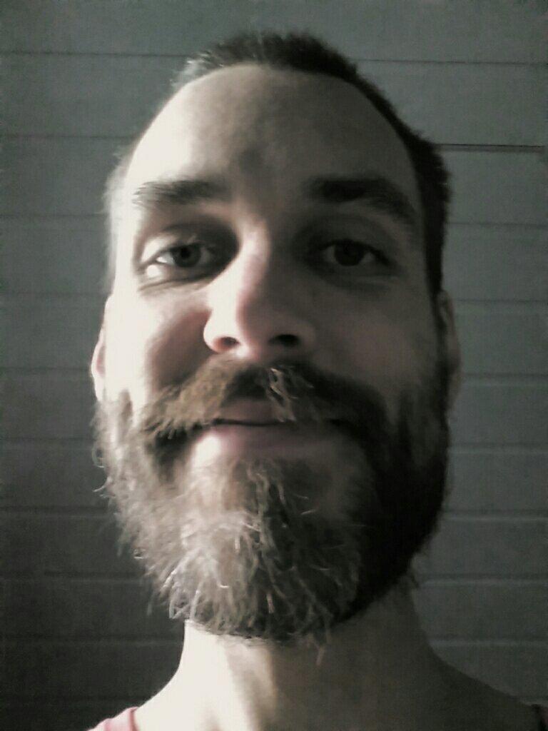 Beardy happy bkh.me
